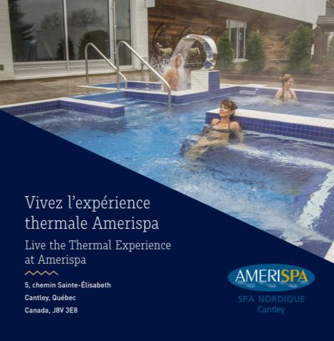 Amerispa Spa Nordique Cantley