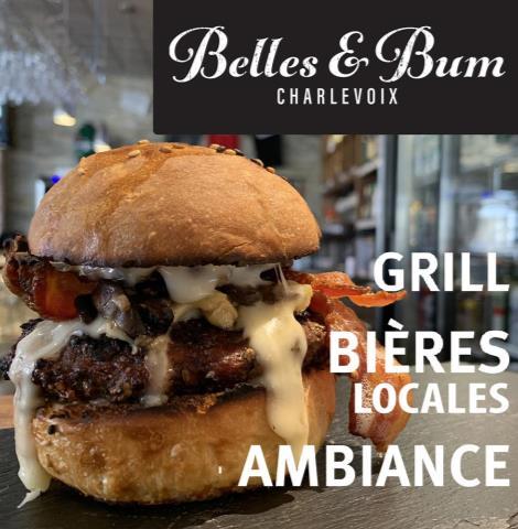 Resto-Pub Belles & Bum