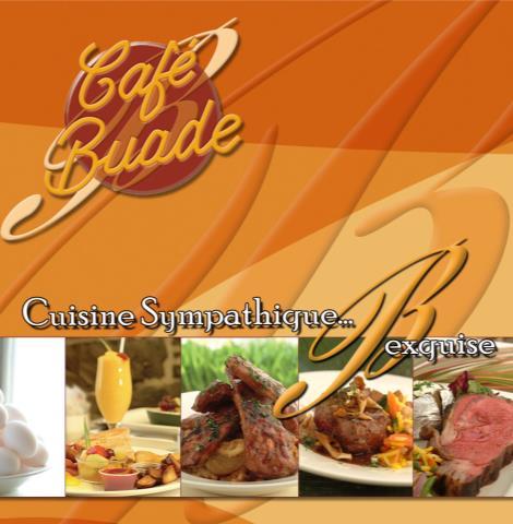 Restaurant Café Buade