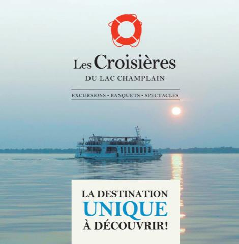 Les Croisières du Lac Champlain
