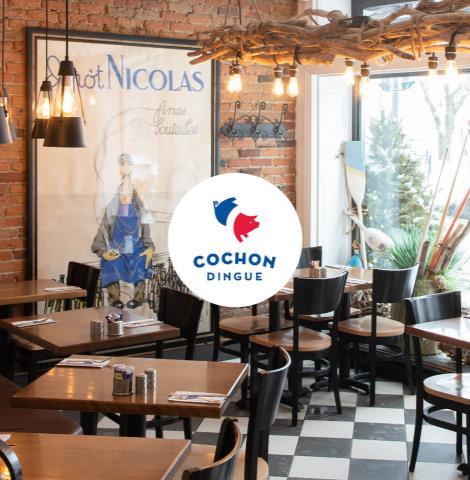 Restaurant Le Cochon Dingue