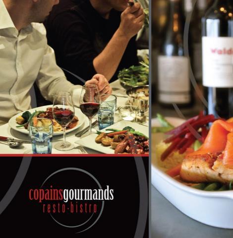 Restaurant Copains Gourmands