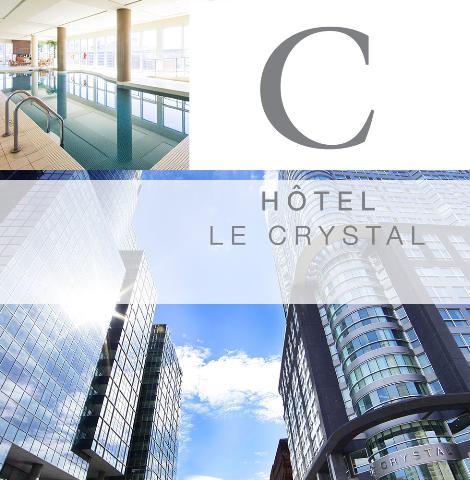 Hôtel Le Crystal*