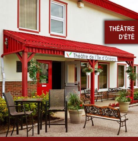 Théâtre de l'Ile d'Orléans