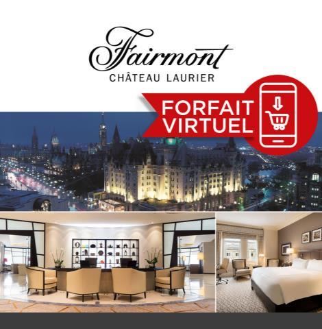 Fairmont Le Château Laurier
