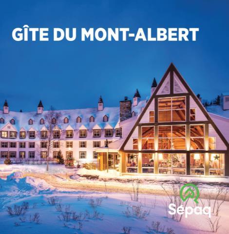 Gîte du Mont-Albert (SÉPAQ)