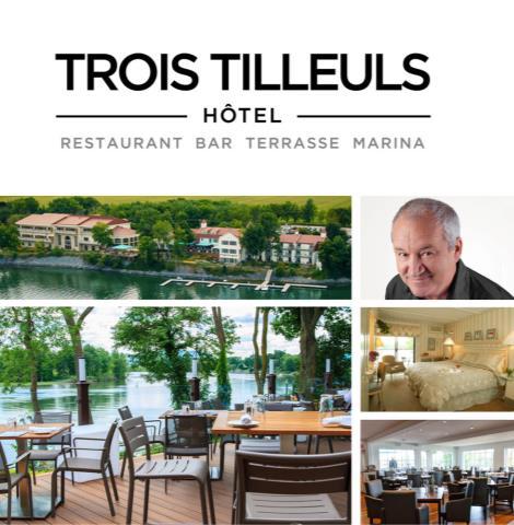 L'Hôtel Les Trois Tilleuls