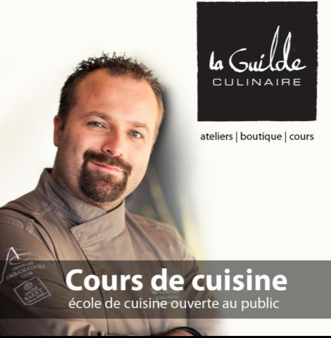 LA GUILDE CULINAIRE - cours de cuisine