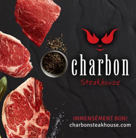 Restaurant Le Charbon
