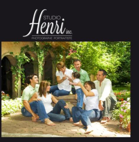 STUDIO HENRI INC