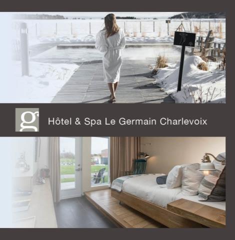 Hôtel & Spa Le Germain Charlevoix (FSR)