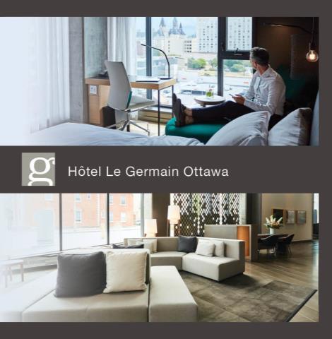 Hôtel Le Germain Ottawa (FSR)