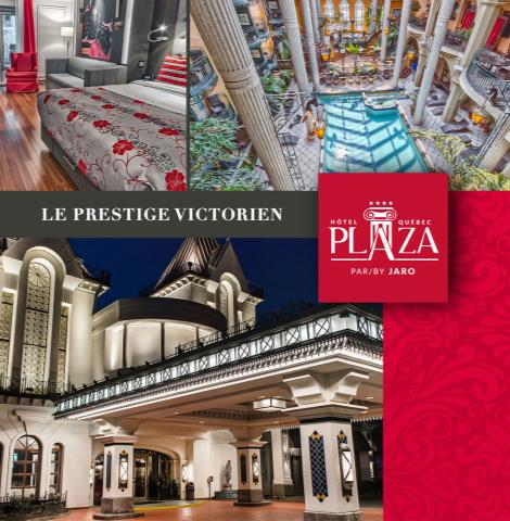 Hôtel Plaza Québec (FSR)