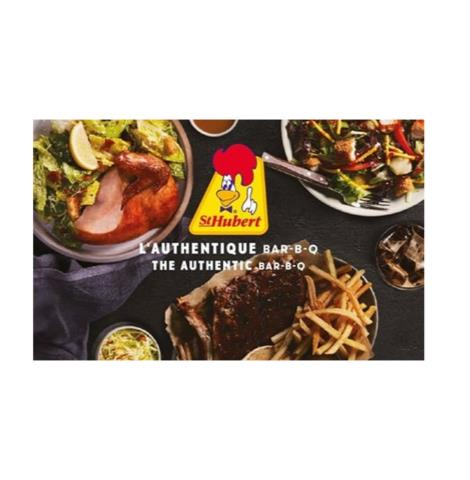 Restaurant St-Hubert @