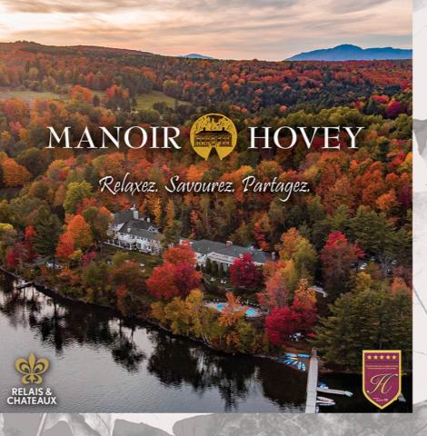 Manoir Hovey