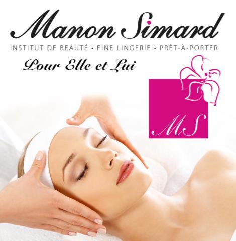Institut de beauté Manon Simard
