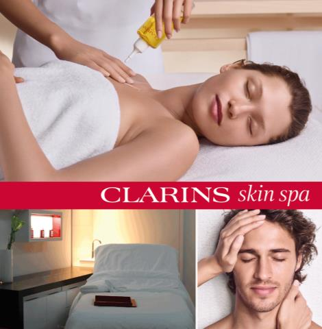 CLARINS BOUTIQUE SKIN SPA