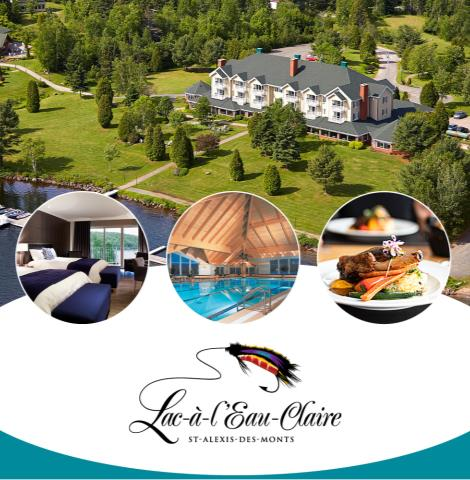 Auberge du Lac-à-l'Eau-Claire (FSR)