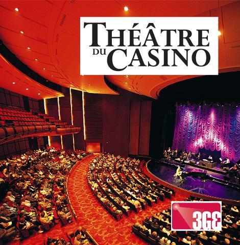 Le Théâtre du Casino du Lac-Leamy