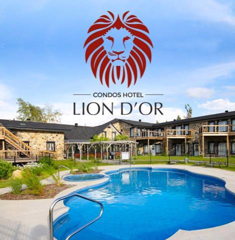 Condos Hôtel Lion d'Or
