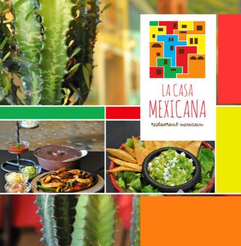 Restaurant  La Casa Mexicana