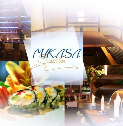 Mikasa Suhsi Bar (Centropolis)