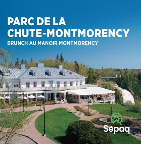 Parc de la Chute-Montmorency (SÉPAQ)