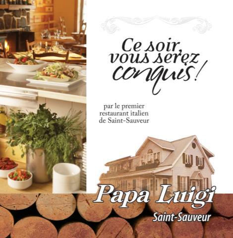 Restaurant Papa Luigi