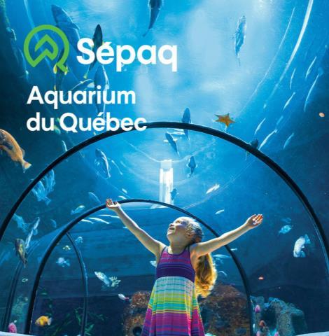 Aquarium du Québec (SÉPAQ)