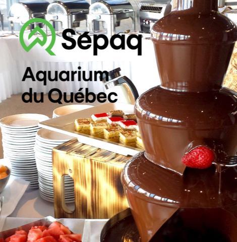 SÉPAQ (Aquarium du Québec)