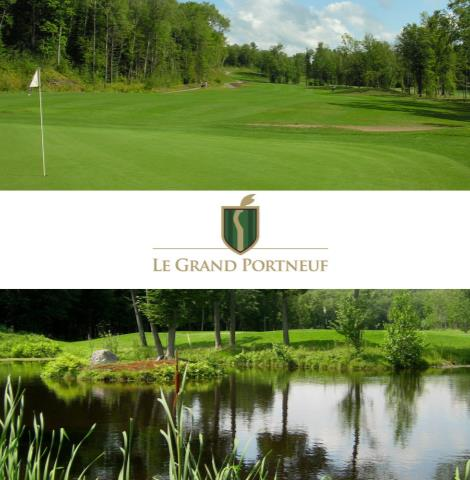 GOLF LE GRAND PORTNEUF