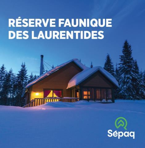 Réserve Faunique des Laurentides (SÉPAQ)