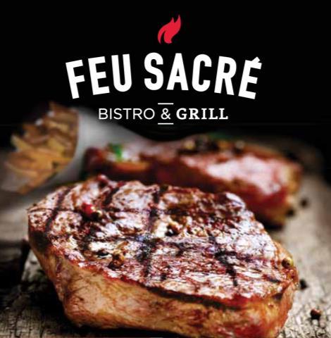 Restaurant Le Feu Sacré