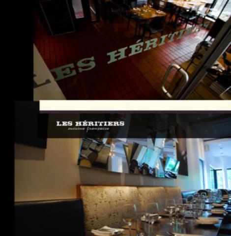 Restaurant Les Héritiers