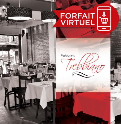 Restaurant Trebbiano - à emporter ou livrer (FSR)