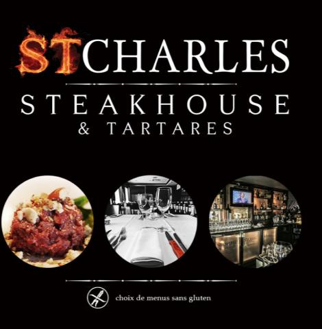 Le Steakhouse St-Charles