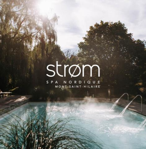 STROM SPA - Mont St-Hilaire