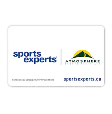 Sports Experts Atmosphère @