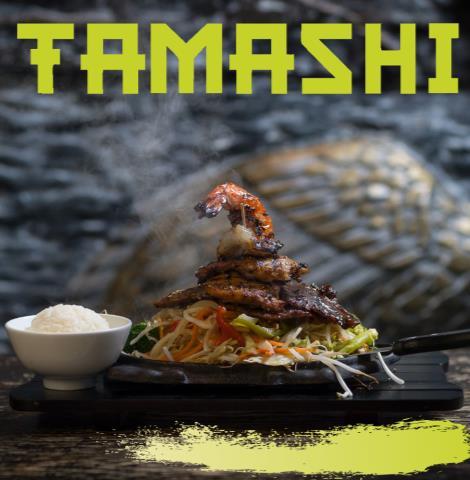 Restaurant Tamashi