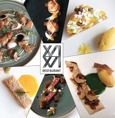 Restaurant Le XVI XVI (le 1616)