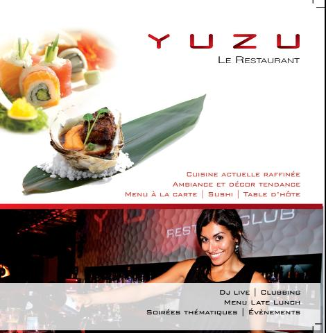 Yuzu Le Restaurant