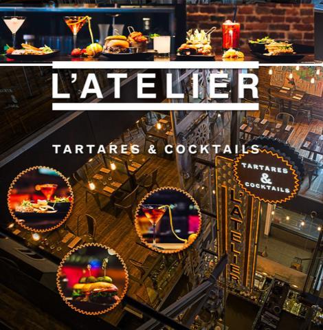 Bistro Bar L'Atelier