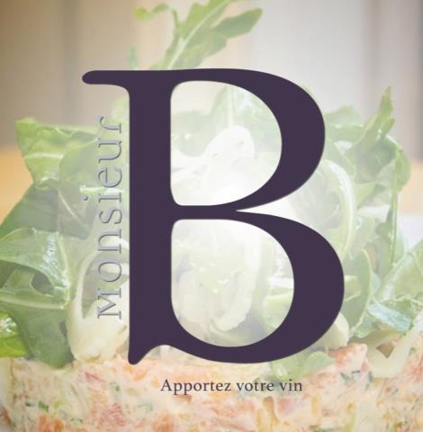 MONSIEUR B (B POUR BISTRO)