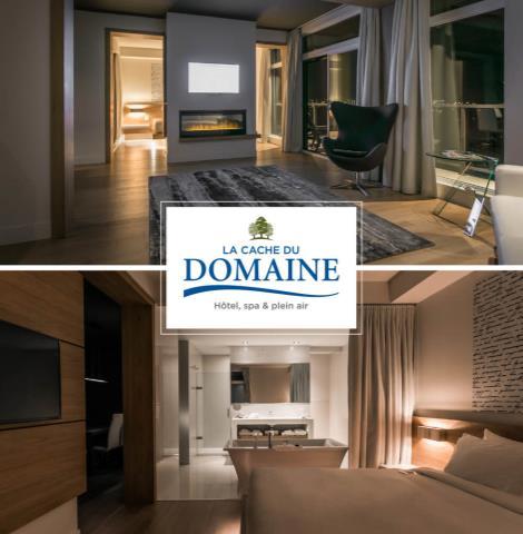 L'hôtel du Domaine