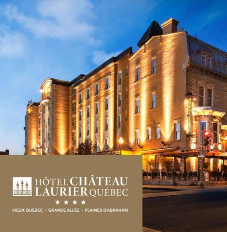 Hôtel Château Laurier