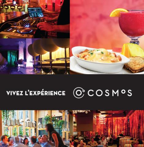 Restaurants Le Cosmos