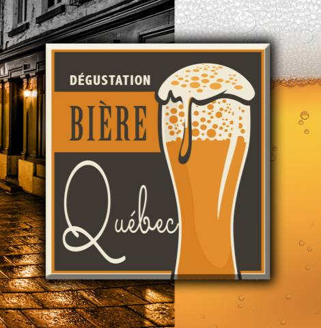 Dégustation des bières (FSR)