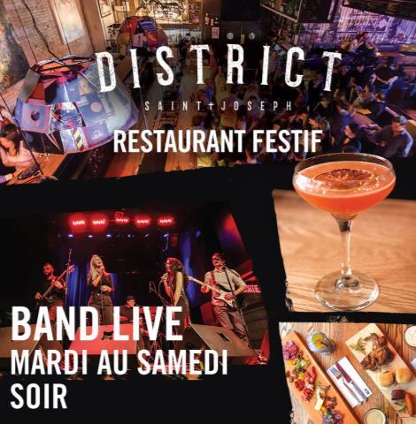 District Saint-Joseph