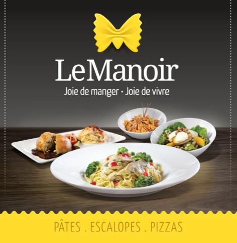Restaurants Le Manoir