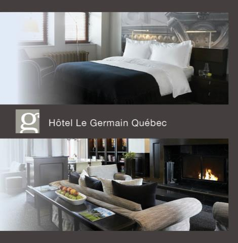 Hôtel Le Germain Québec (FSR)